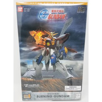 Gundam 1/100 Snap Model Kit: Burning Gundam