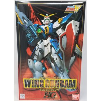 Gundam 1/100 Snap Model Kit: Wing Gundam