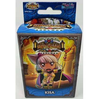 Super Dungeon Explore: Kisa