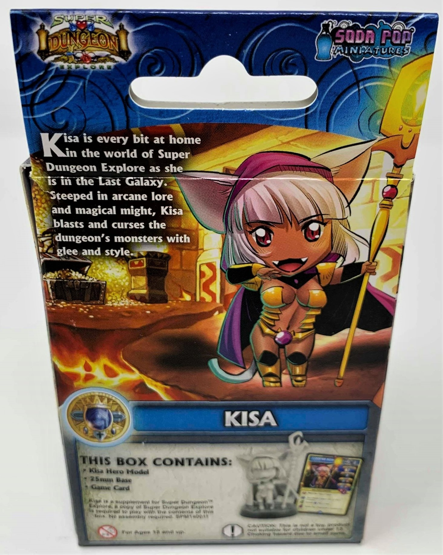 Super Dungeon Explore: Kisa