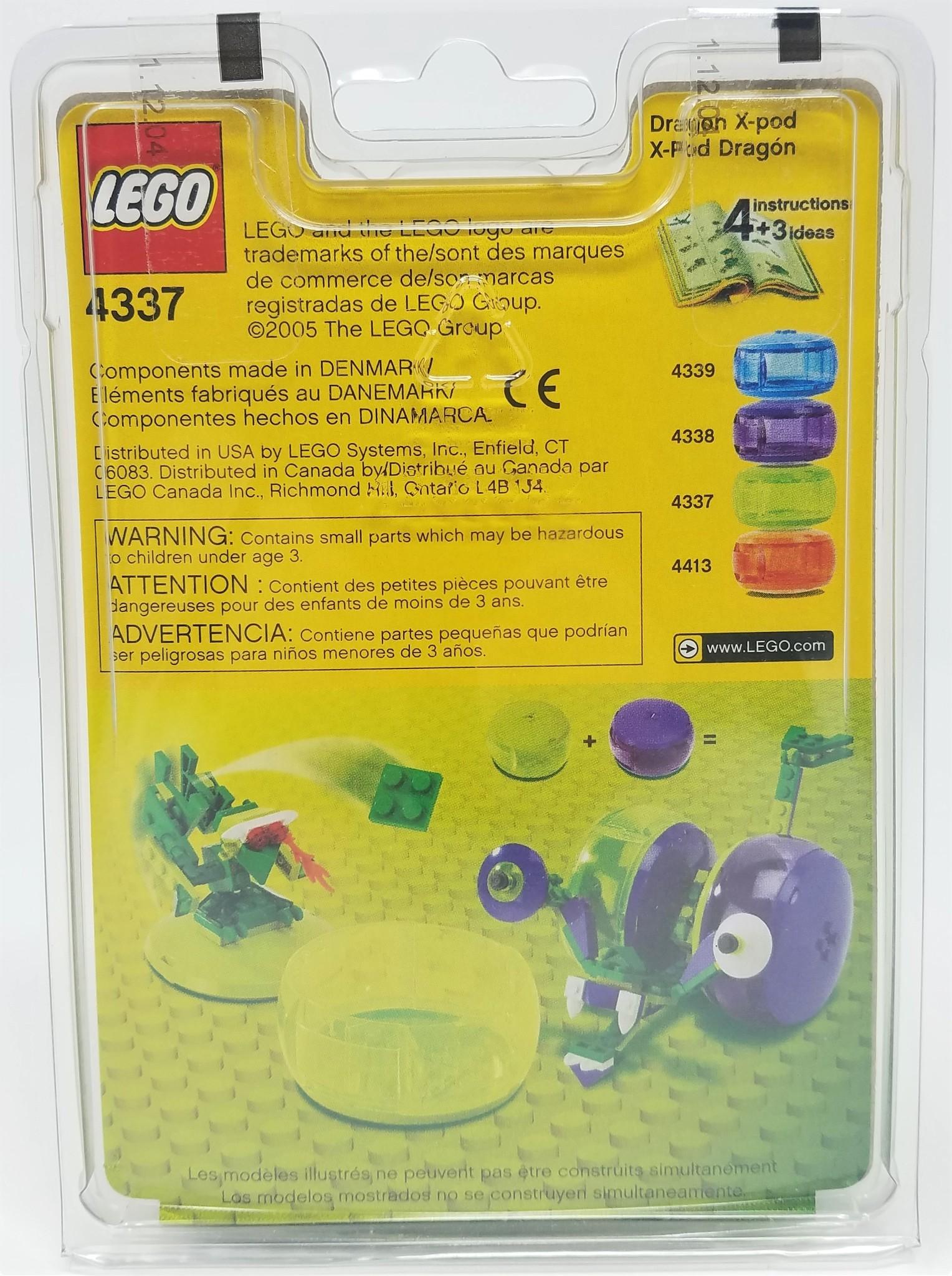 LEGO 4337 XPOD: Dragon