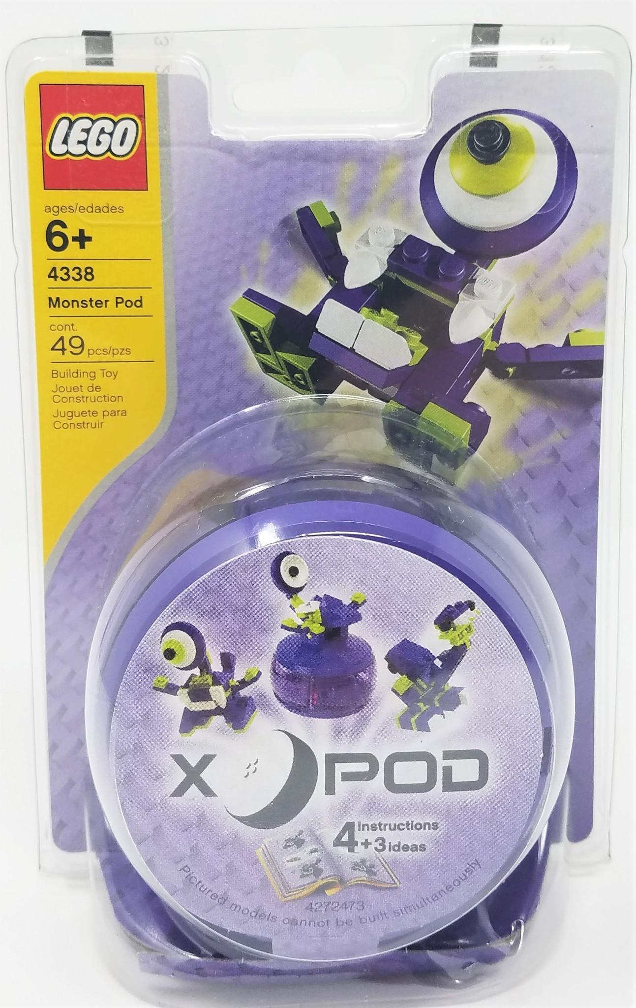 LEGO 4338 XPOD: Monster