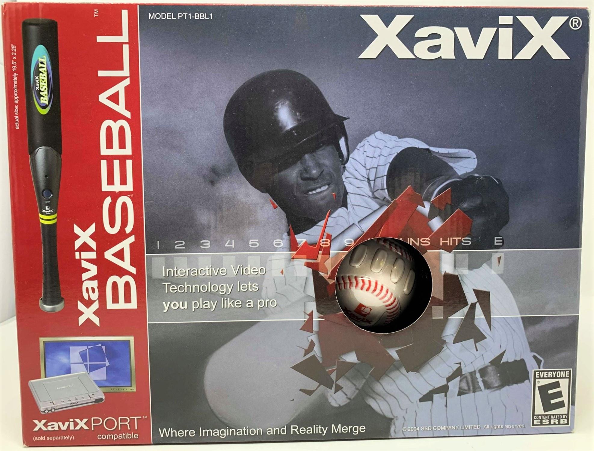 XaviX Baseball Expansion