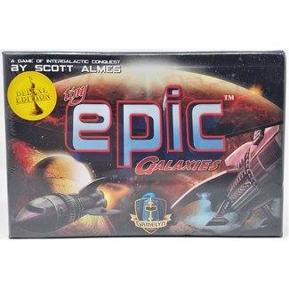 Tiny Epic Galaxies (Deluxe Edition NEW)