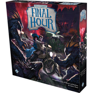 Fantasy Flight Games Arkham Horror Final Hour