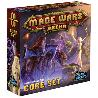 Arcane Wonders Mage Wars: Arena Core Set
