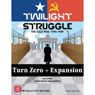 GMT Games Twilight Struggle: Turn Zero Expansion