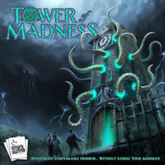 Smirk and Dagger Games Tower of Madness