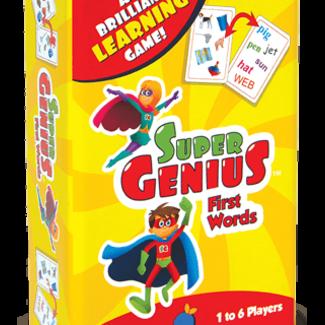 Blue Orange Super Genius First Words