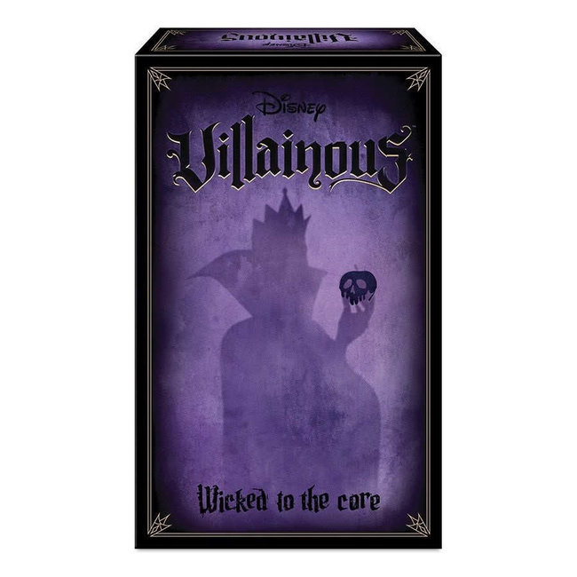 Villainous Wicked to the Core