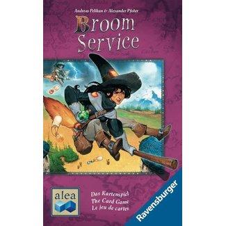 Ravensburger Broom Service Card Game