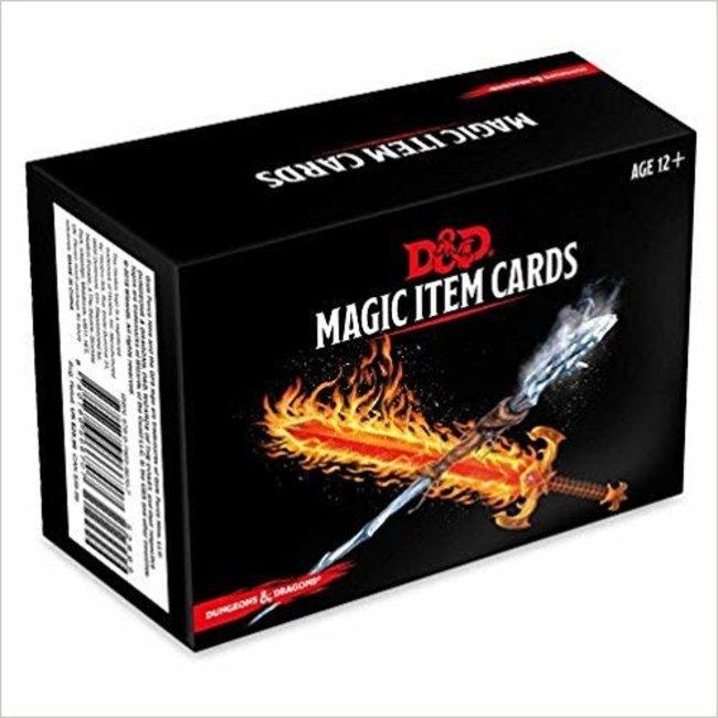 D&D Magical Item Cards