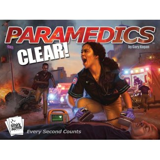 Smirk and Dagger Games Paramedics CLEAR!