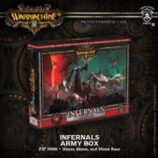 Privateer Press Warmachine Infernals Army Box