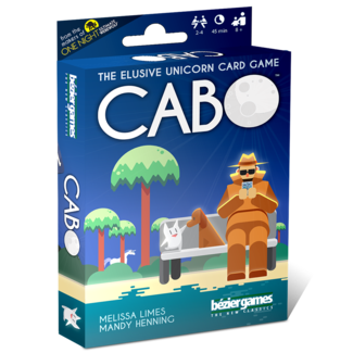 Bezier Games Cabo (2nd Edition)