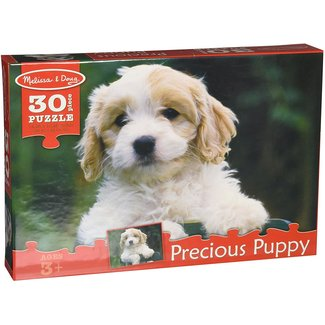 Melissa & Doug Precious Puppy 30 pc
