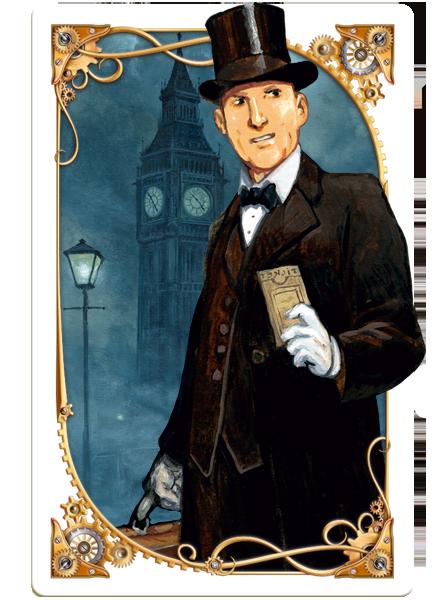 Days of Wonder Ticket to Ride: United Kingdom
