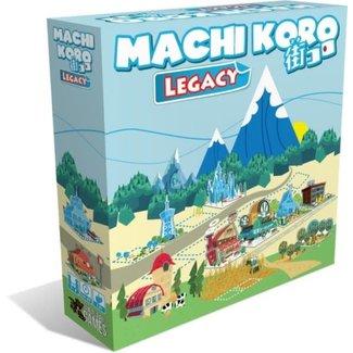 Pandasaurus Games Machi Koro Legacy