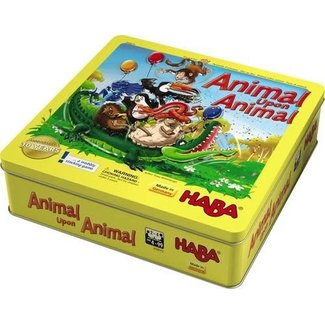 HABA Animal Upon Animal: 10th Anniversary Tin Edition