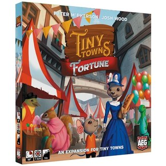 Alderac Entertainment Group (AEG) Tiny Towns Fortune Expansion