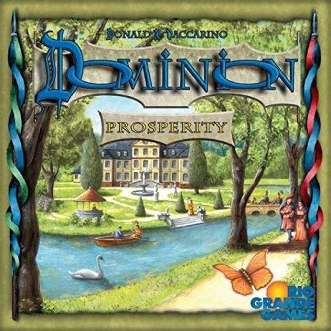 Rio Grande Games Dominion: Prosperity Expansion