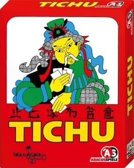 RGG328 Rio Grande Games Tichu