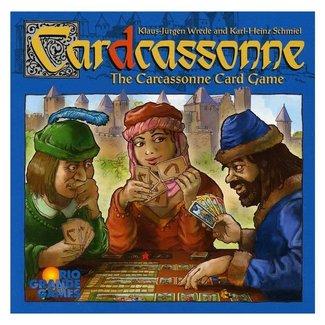 Rio Grande Games Cardcassonne