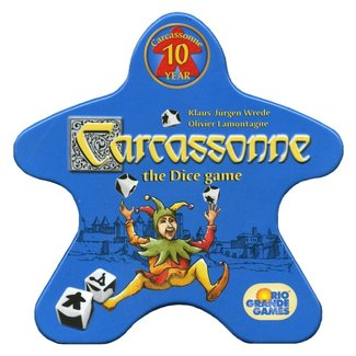 Rio Grande Games Carcassonne: Dice Game