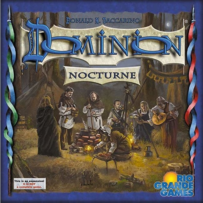 Rio Grande Games Dominion: Nocturne Expansion