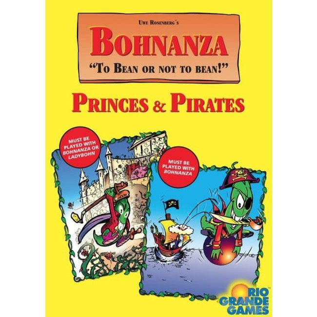 Bohnanza Princes and Pirates