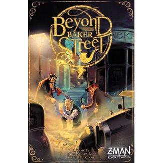 Z-Man Games Beyond Baker Street