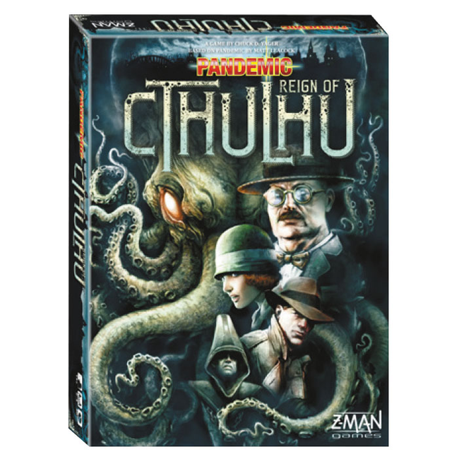 Z-Man Games Pandemic Reign of Cthulhu