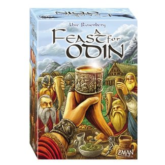 Z-Man Games Feast For Odin
