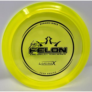 Dynamic Discs DD Lucid-X Felon Eric Oakley Team Series