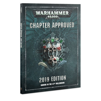 Warhammer 40,000 40k Chapter Approved 2019 (English)