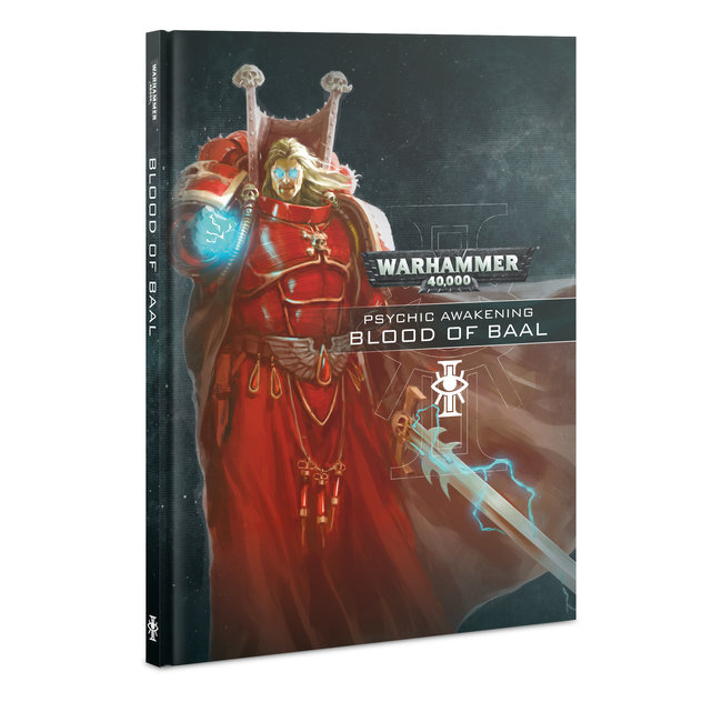Warhammer 40,000 40k Psychic Awakening Blood Of Baal