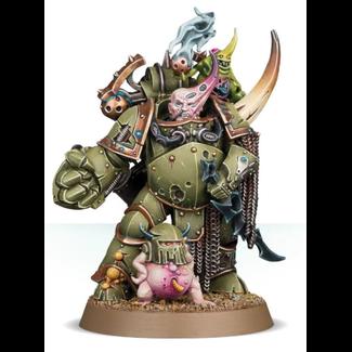 Warhammer 40,000 40k Plague Marine Champion