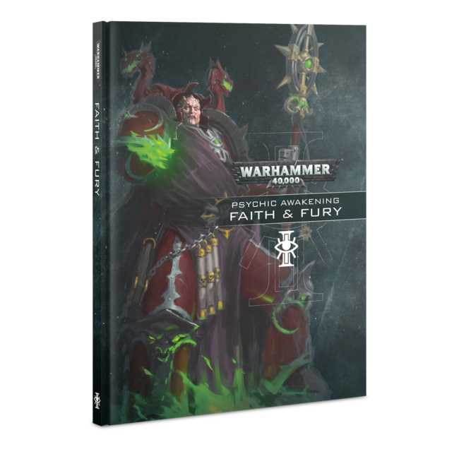 Warhammer 40,000 40k Psychic Awakening Faith & Fury