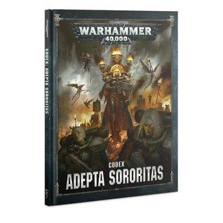 Warhammer 40,000 40k Adepta Sororitas Codex