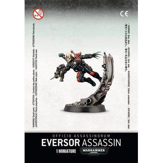 Warhammer 40,000 40k Eversor Assassin