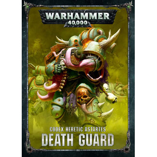 Warhammer 40,000 40k Death Guard Codex
