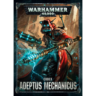 Warhammer 40,000 40k Adeptus Mechanicus Codex