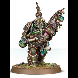 Warhammer 40,000 40k Biologus Putrifier
