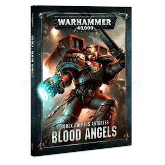 Warhammer 40,000 40k Blood Angels Codex