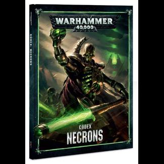 Warhammer 40,000 40k Codex: Necrons