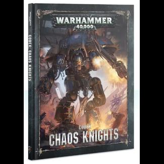 Warhammer 40,000 40k Codex: Chaos Knights