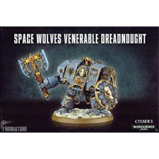 Warhammer 40,000 40k Space Wolves Venerable Dreadnought