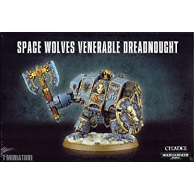 Space Wolves:  Venerable Dreadnought