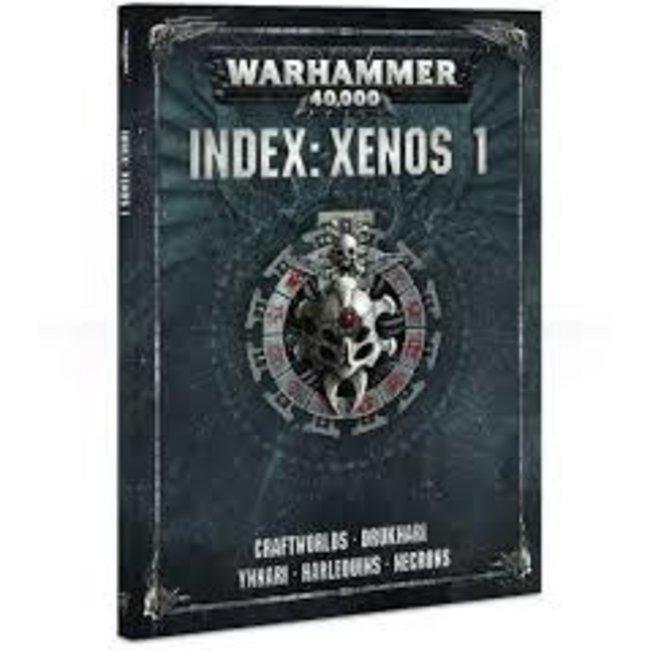 40k Xenos 1 Index