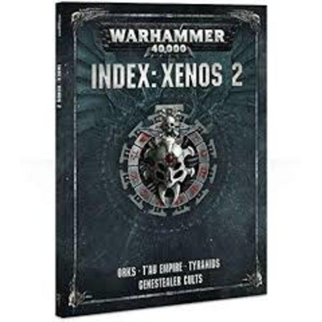 40k Xenos 2 Index